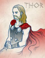 Thor Odinson 2 by Norloth