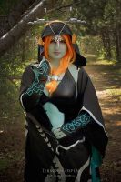 Midna Twilight Princess Cosplay by TerminaCosplay
