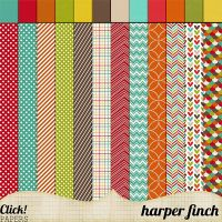 Click! Papers 3 by harperfinch