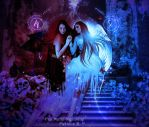 Two Sisters by Fae-Melie-Melusine