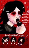 Happy Birthday Spooky by nikki-nova-909