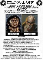 Wanted Poster Beevo and Maxx by efawjedi