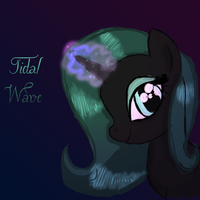 Tidal Wave by Lost-in-Equestria