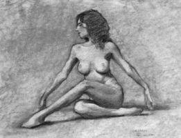 Figure Drawing 081507 by mjk-art