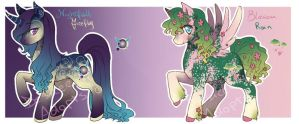 MLP: Offer to Adopt (CLOSED) by Desiree-U