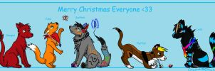Merry Christmas :D by Charrus