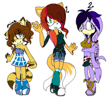 Sonic Adopts-closed by oCrystal