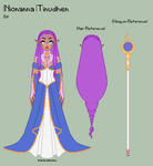ToS - Nionanna Reference Sheet by theRainbowOverlord