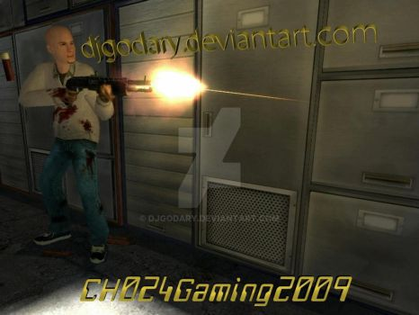 HL2 Zombie Survival Mod Character 1 by DjGodary