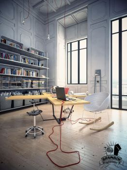 Office_Florence_03 by aspa1984