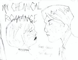 Three Cheers for Sweet Revenge- Album Cover by KandyKitty101