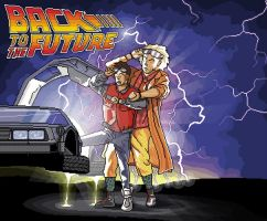 Back to the future by vitalik-smile