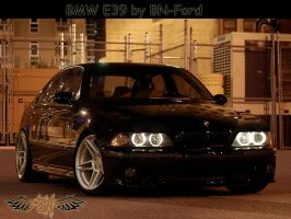BMW M5 E39 by BN-Ford