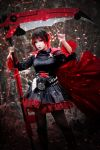 RWBY  Ruby Rose III by MonicaWos