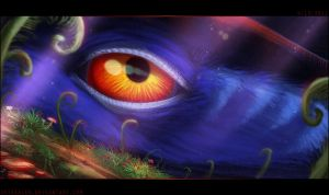 Eye of the Beholder - SP Paint by Skysealer