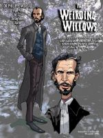 WEIRDING WILLOWS Doctor Moreau by DeevElliott