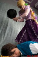 DT: He doesn't have fangs... by zhellyzee
