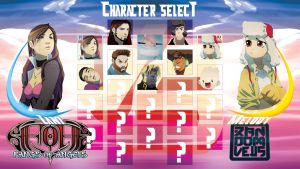 Select your Fighter - Original by theCHAMBA