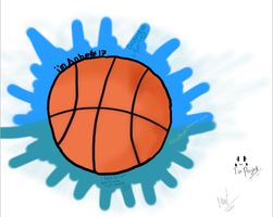 Basketball by tiaproject