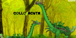 SPORE Monster Hunter - Collo Acuta by Bluearga