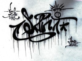 K.O.T.H SAINT HANDSTYLE by MrShanTwo