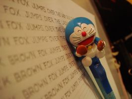 doraemon by ishisha