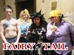 NewCOn 2016: Fairy Tail by JGraphic1