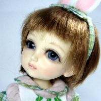 16 cm Tiny BJD Leffy by dollb