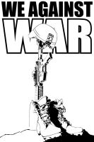 we against war by balung