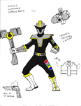 TokuNation Mascot Entry by RepairBay