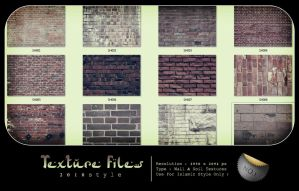 Texture Files Set 1 by alsenaffy