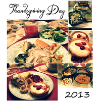 Thanksgiving Day by HelenLight