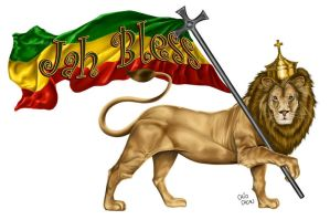 Lion of Judah by caiocacau