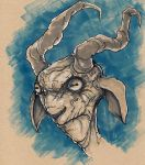 Goatman by Christopher-Manuel