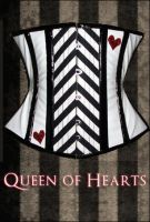 Queen of Hearts Preview by cybergeisha
