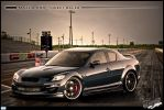 _Mazda RX8 Street Racer_ by magnanimus