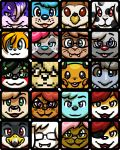 062316 Pixel Icons HD 2 by LumiSquirrel