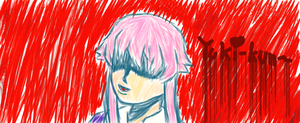 Quick Yuno drawing by TheSunnyGuy