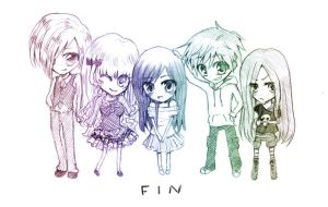 Fruits Basket Next Gen - FIN by Fiona-Maria