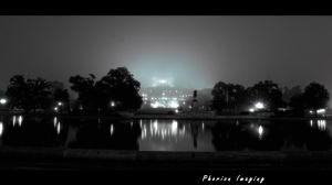 Fog at the Capitol by PhorionImaging