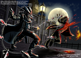 Bloodborne - Hunt your Nightmares by SilverCrow95