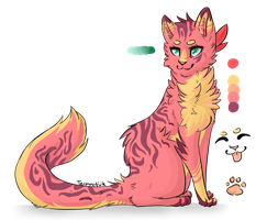Kitty Adoptable Bid - *CLOSED* by Technotiik