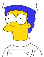 Marge Simpson (The Simpsons) -5 by frasier-and-niles