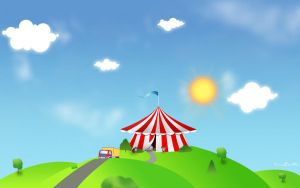 Wellcome The Circus by TitusBoy25