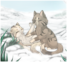 Snow Day by Nai-Alei