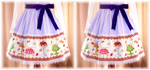 EFVCB Skirt by sakurafairy