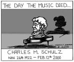 'The Day The Music Died' by TADASHI-STATION