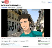 INTRO OF DRAWNESS by XionWan