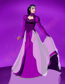 Princess Embla Hilliard by TaCDLunaria91
