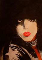 Paul Stanley by nickhands